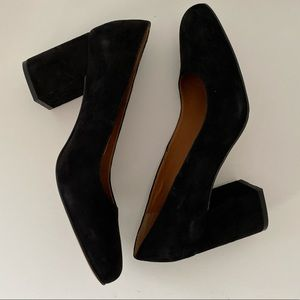 Franco Sarto Women's Taisley Pump Heels Black 9.5